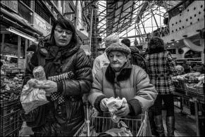 Lehel Market, Budapest, Hungary
