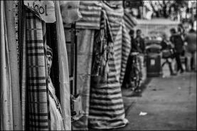 Whitechapel street Market, East London