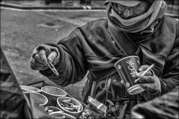 London Homelesshomeless, West End, London