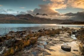 Mt. Slioch, Loch Maree, scotland