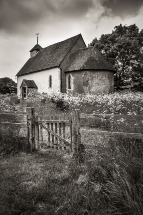 Upwaltham Church, West Sussex