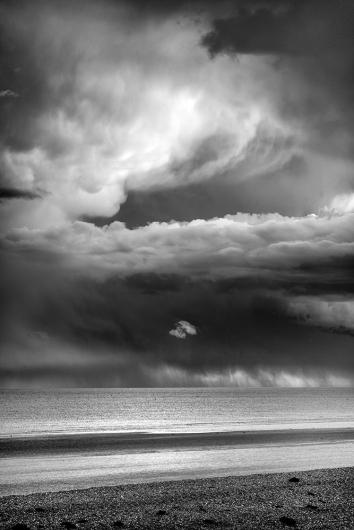 Climping storm cloud