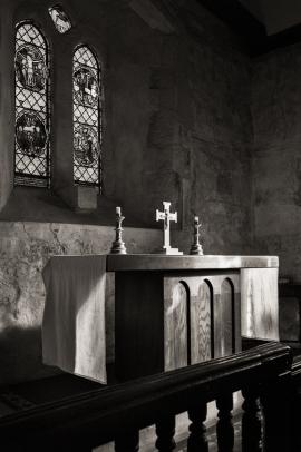 St Botolphs Altar, Hardham