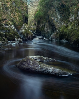 Fairy Glen, Snowdonia
