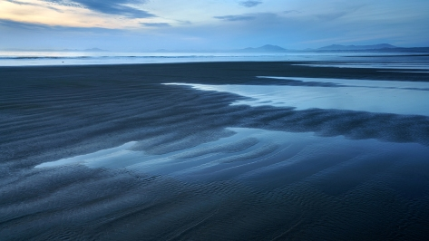 Flow, Harlech Beach