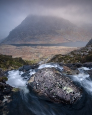 Ogwen Valley, Snowdonia