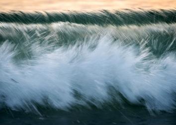 Wave, Llandanwg