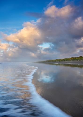 Wave, Harlech Beach